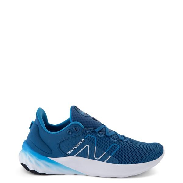 Mens New Balance Fresh Foam Roav Athletic Shoe - Oxygen Blue