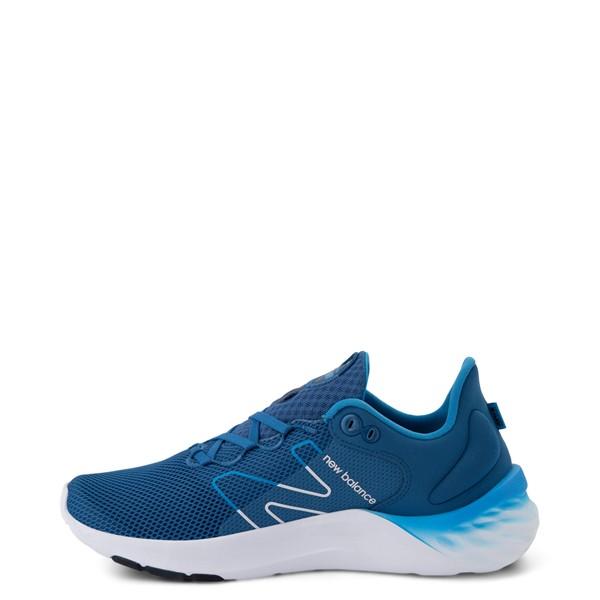 alternate view Mens New Balance Fresh Foam Roav Athletic Shoe - Oxygen BlueALT1