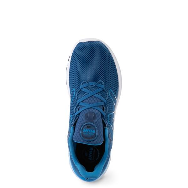 alternate view Mens New Balance Fresh Foam Roav Athletic Shoe - Oxygen BlueALT2