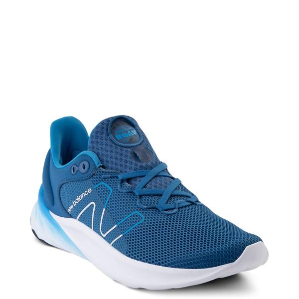 alternate view Mens New Balance Fresh Foam Roav Athletic Shoe - Oxygen BlueALT5