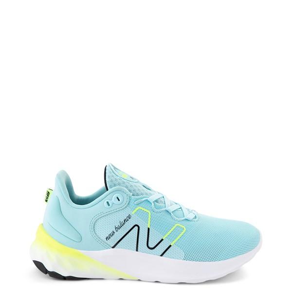 Womens New Balance Fresh Foam Roav Athletic Shoe - Blue Chill