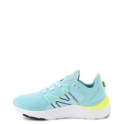 Alternate view of Womens New Balance Fresh Foam Roav Athletic Shoe - Blue Chill