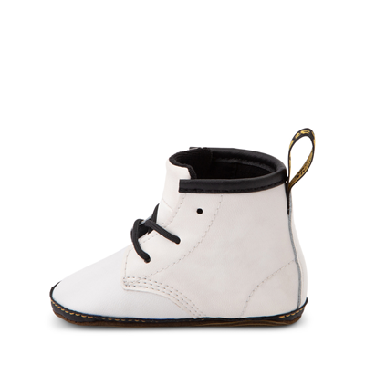 Alternate view of Dr. Martens 1460 Bootie - Baby - White
