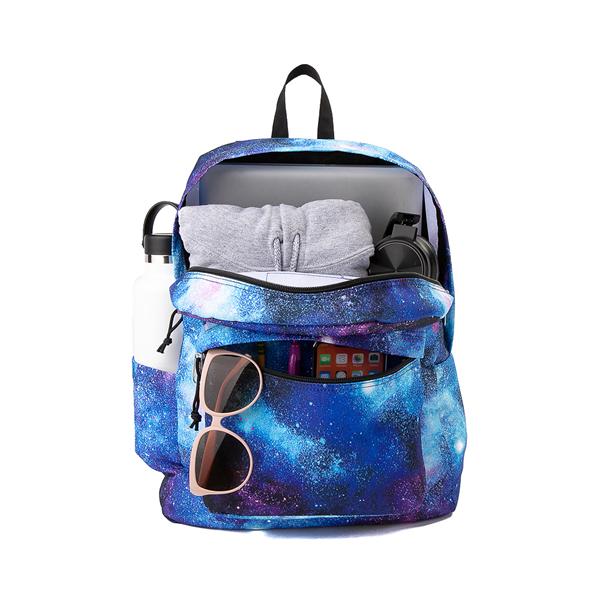 alternate view JanSport Superbreak Plus Backpack - Deep SpaceALT1