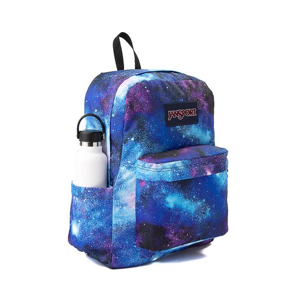 alternate view JanSport Superbreak Plus Backpack - Deep SpaceALT4B