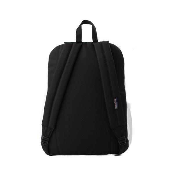 alternate view JanSport Superbreak Plus Backpack - WhiteALT2