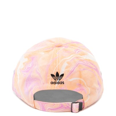 Alternate view of Womens adidas Marble Wash Mini Hat - Multicolor