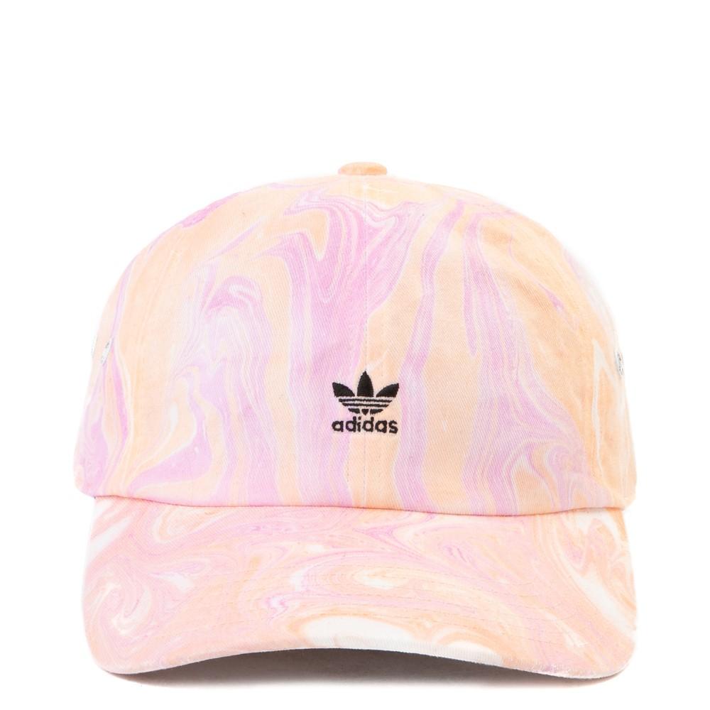 Womens adidas Marble Wash Mini Hat - Multicolor