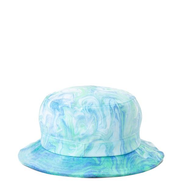 alternate view adidas Marble Wash Bucket Hat - MulticolorALT1