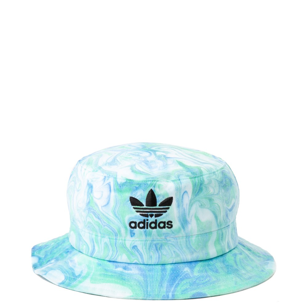 adidas Marble Wash Bucket Hat - Multicolor