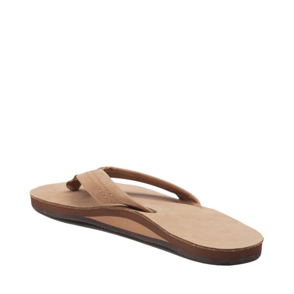 alternate view Mens Rainbow 301 Leather Sandal - Sierra BrownALT1