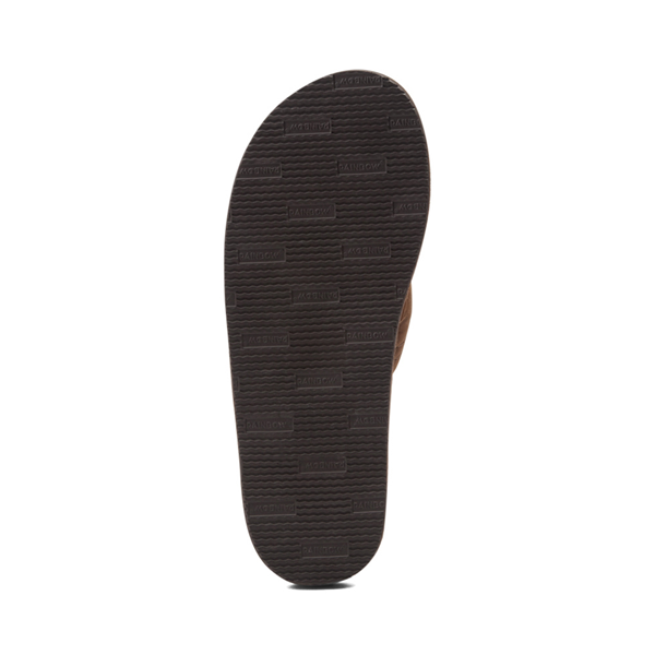 alternate view Mens Rainbow 301 Leather Sandal - Sierra BrownALT3