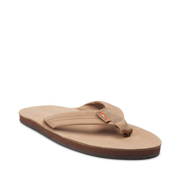alternate view Mens Rainbow 301 Leather Sandal - Sierra BrownALT5