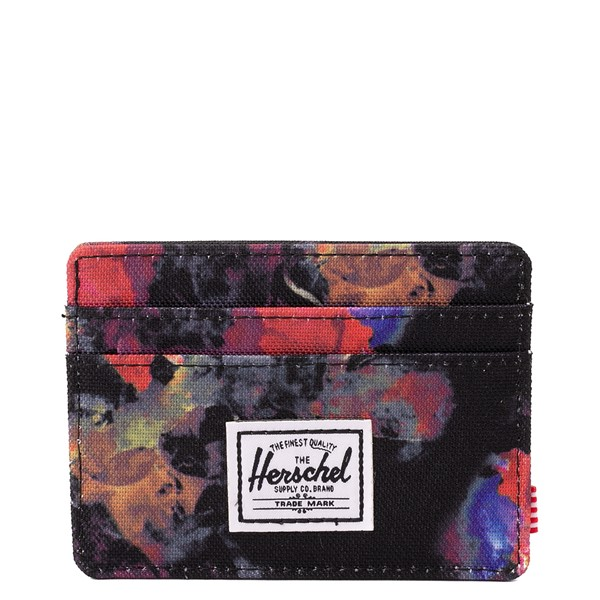 Herschel Supply Co. Charlie Wallet - Watercolor Floral
