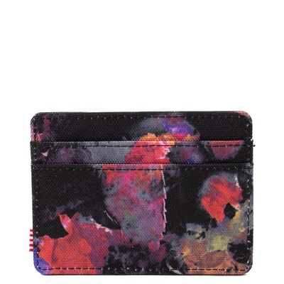 Alternate view of Herschel Supply Co. Charlie Wallet - Watercolor Floral