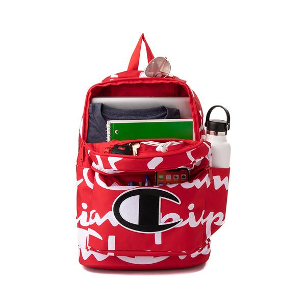 alternate view Champion Supercize 2.0 Backpack - RedALT1