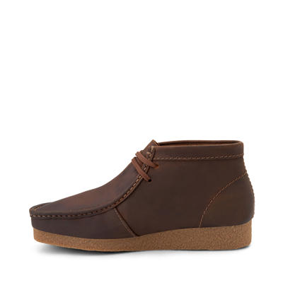 Alternate view of Mens Clarks Shacre Chukka Boot - Beeswax