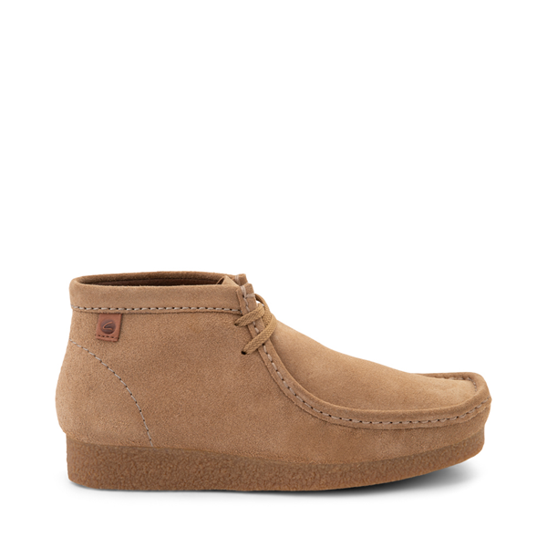 Mens Clarks Shacre Chukka Boot - Sand