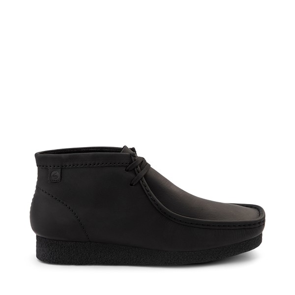 Mens Clarks Shacre Chukka Boot - Black