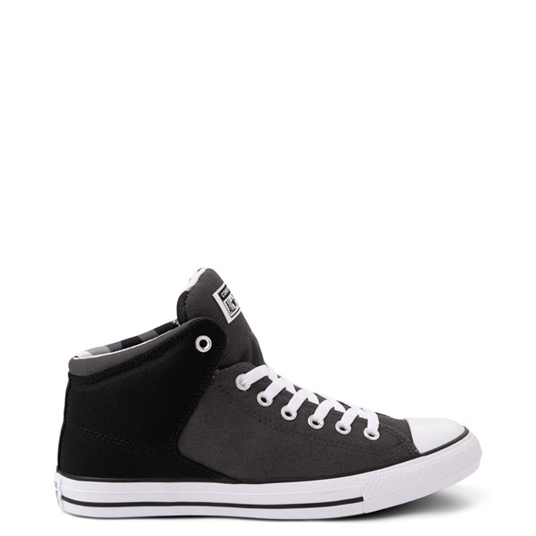 Converse Chuck Taylor All Star High Street Sneaker - Black / Storm Wind / Hybrid Camo