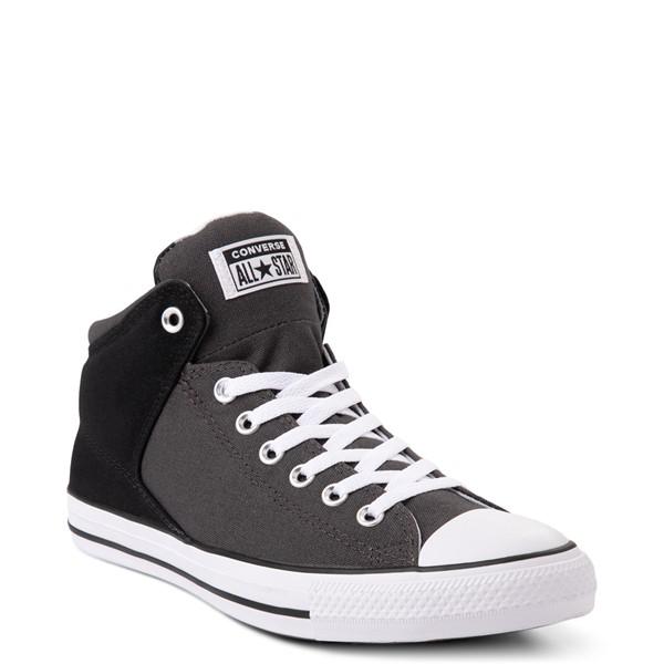 alternate view Converse Chuck Taylor All Star High Street Sneaker - Black / Storm Wind / Hybrid CamoALT5