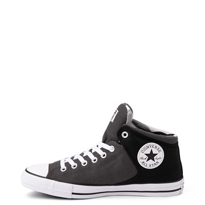 Alternate view of Converse Chuck Taylor All Star High Street Sneaker - Black / Storm Wind / Hybrid Camo
