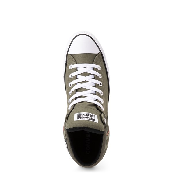 alternate view Converse Chuck Taylor All Star High Street Sneaker - Camo / OliveALT2