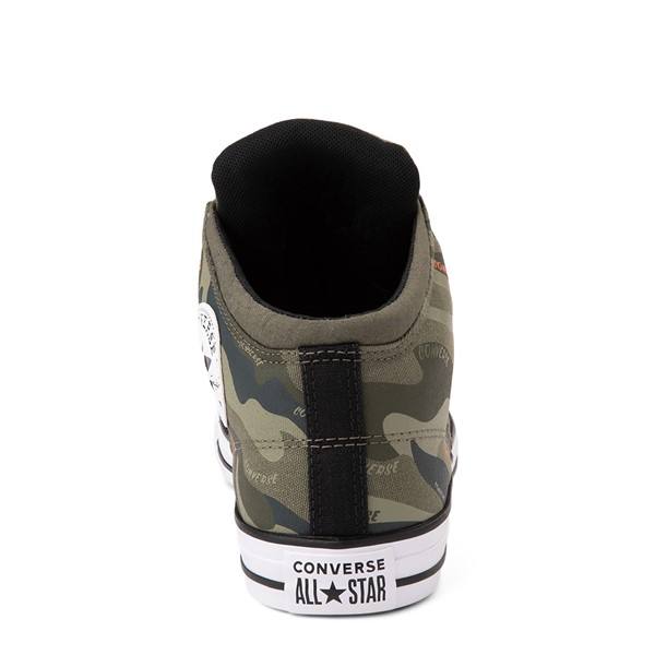 alternate view Converse Chuck Taylor All Star High Street Sneaker - Camo / OliveALT4