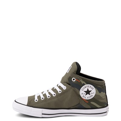 Alternate view of Converse Chuck Taylor All Star High Street Sneaker - Camo / Olive