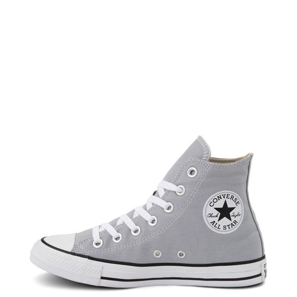 alternate view Converse Chuck Taylor All Star Hi Sneaker - Wolf GrayALT1