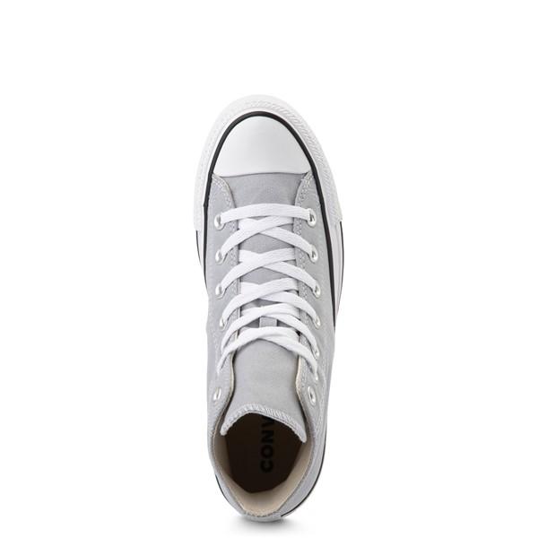 alternate view Converse Chuck Taylor All Star Hi Sneaker - Wolf GrayALT2