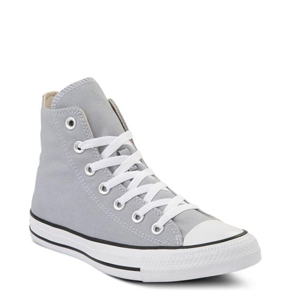 alternate view Converse Chuck Taylor All Star Hi Sneaker - Wolf GrayALT5