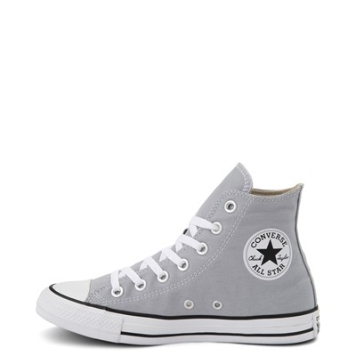 Alternate view of Converse Chuck Taylor All Star Hi Sneaker - Wolf Gray