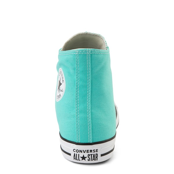 alternate view Converse Chuck Taylor All Star Hi Sneaker - Electric AquaALT4