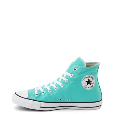 Alternate view of Converse Chuck Taylor All Star Hi Sneaker - Electric Aqua