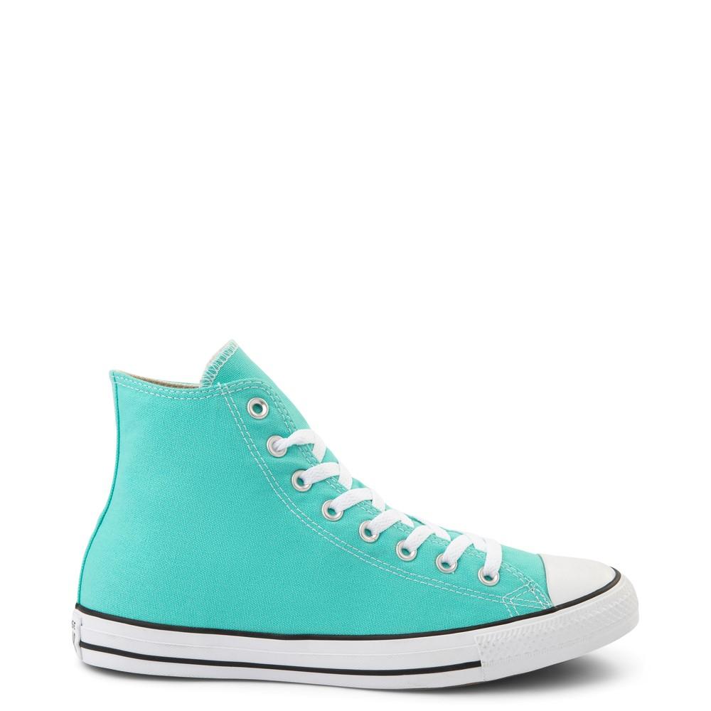 Converse Chuck Taylor All Star Hi Sneaker - Electric Aqua