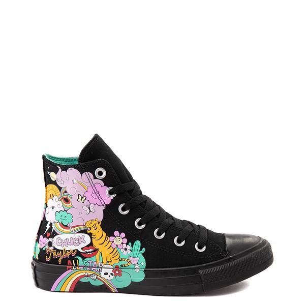 Converse Chuck Taylor All Star Hi Notebook Sneaker - Black