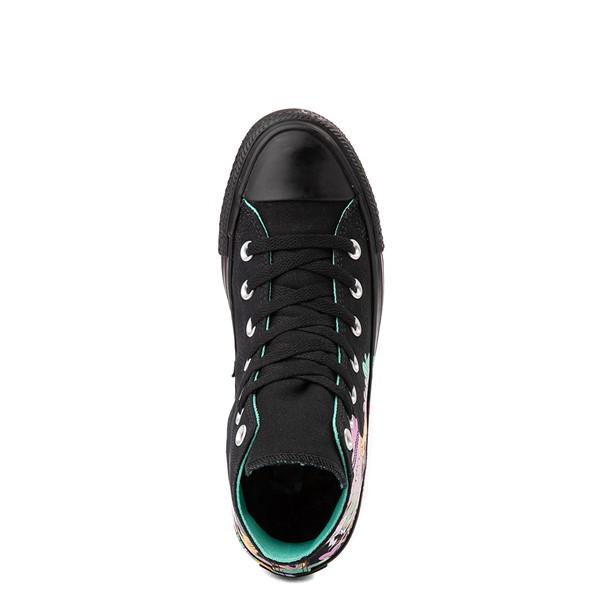 alternate view Converse Chuck Taylor All Star Hi Notebook Sneaker - BlackALT2