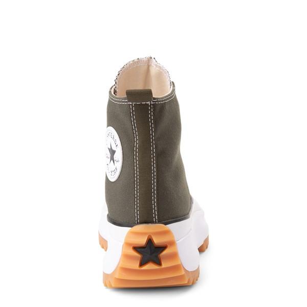 alternate view Converse Run Star Hike Recycled Platform Sneaker - Cargo KhakiALT4