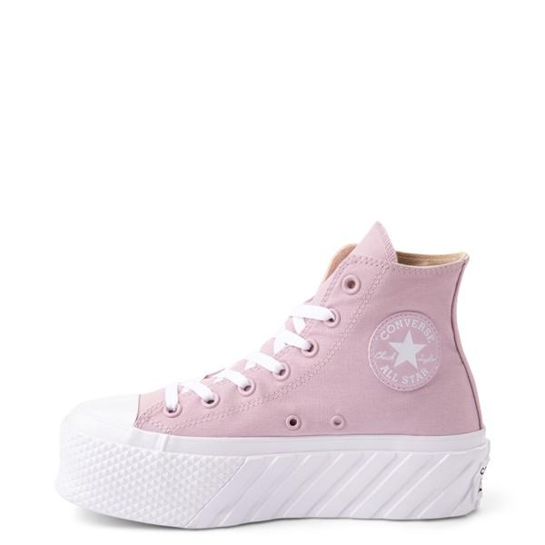 alternate view Womens Converse Chuck Taylor All Star Hi Lift 2X Platform Sneaker - Himalayan SaltALT1