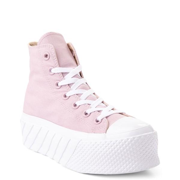 alternate view Womens Converse Chuck Taylor All Star Hi Lift 2X Platform Sneaker - Himalayan SaltALT5