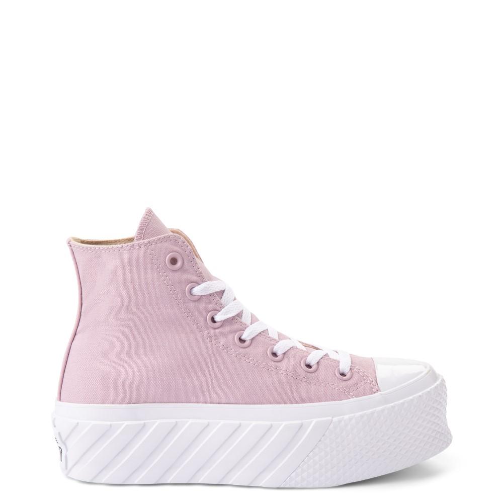 Womens Converse Chuck Taylor All Star Hi Lift 2X Platform Sneaker - Himalayan Salt