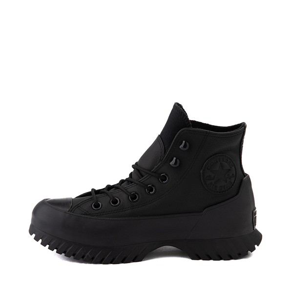 alternate view Converse Chuck Taylor All Star Lugged Winter 2.0 Boot - Black MonochromeALT1