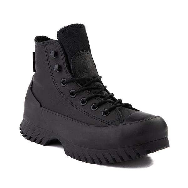 alternate view Converse Chuck Taylor All Star Lugged Winter 2.0 Boot - Black MonochromeALT5