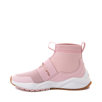 Alternate view of Womens Champion Rally Hi Athletic Shoe - Hush Pink / Rose Gold