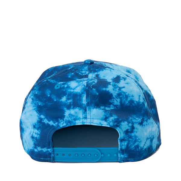 alternate view Sonic The Hedgehog® Snapback Cap - Blue Tie DyeALT1