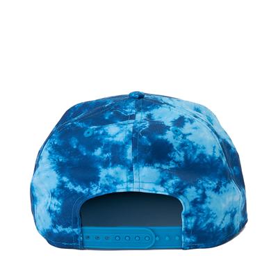 Alternate view of Sonic The Hedgehog® Snapback Cap - Blue Tie Dye