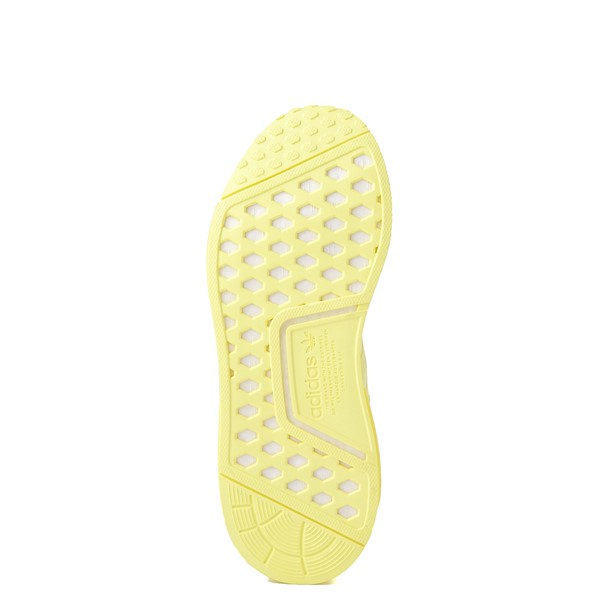 alternate view Womens adidas NMD R1 Athletic Shoe - Pulse Yellow MonochromeALT3
