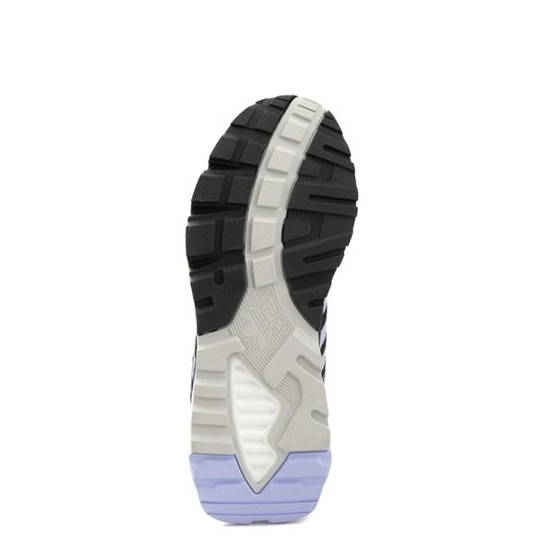 alternate view Womens adidas ZX 1K Boost Athletic Shoe - Black / Violet Tone / PurpleALT3