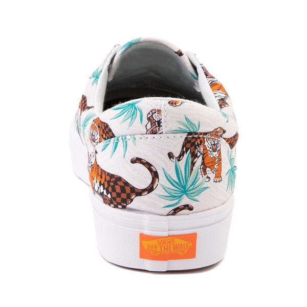 alternate view Vans x Project CAT Era ComfyCush® Skate Shoe - White / Tiger CheckALT4